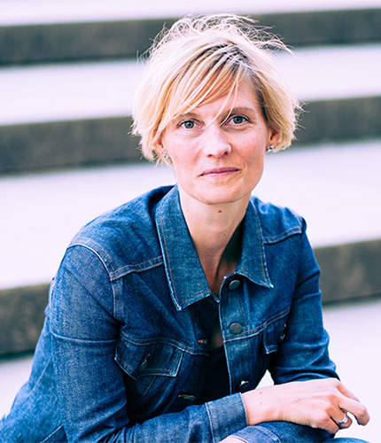 Porträt Christine Hutterer