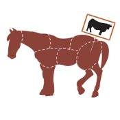 Pferd statt Rind? Hauptsache billig! © chany167 - Fotolia.com